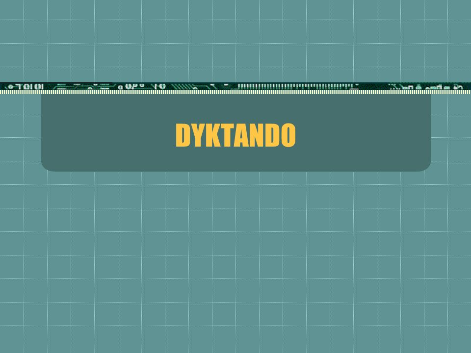 DYKTANDO