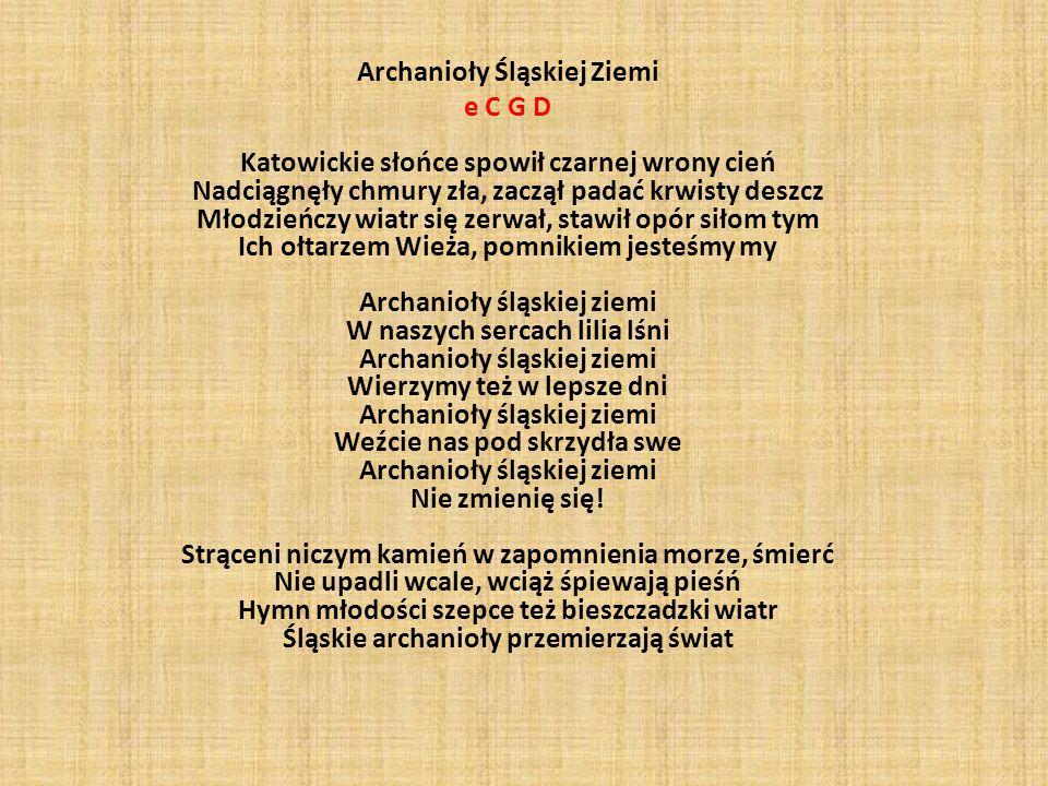 Archanioły Śląskiej Ziemi