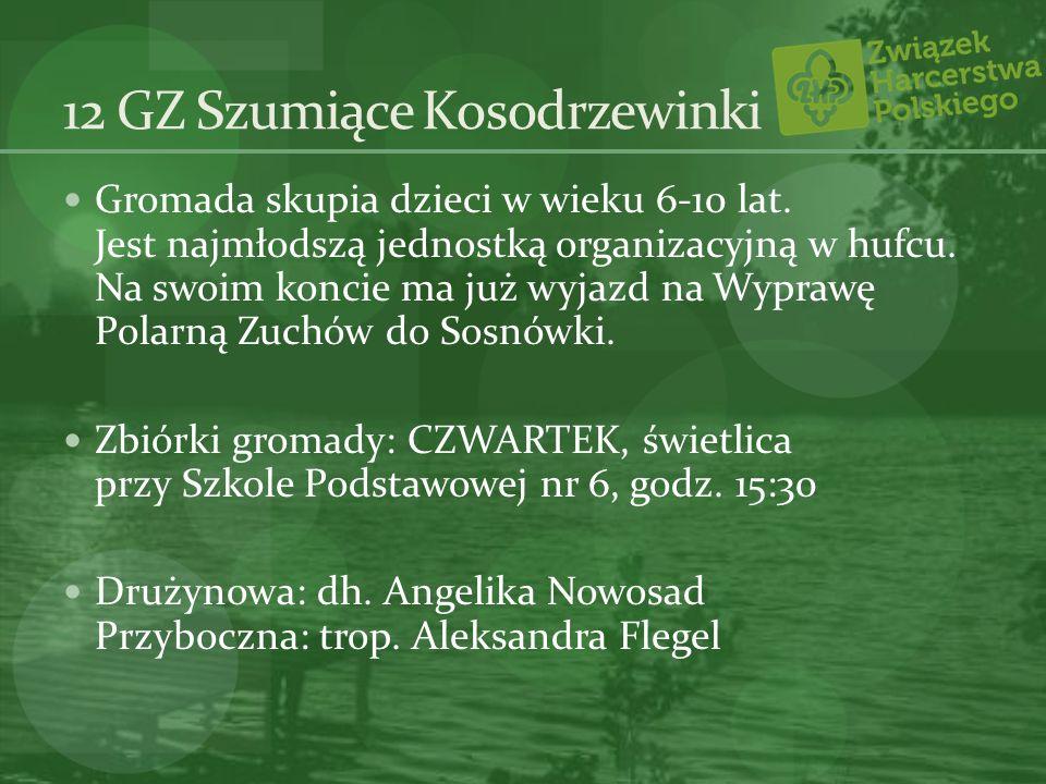 12 GZ Szumiące Kosodrzewinki