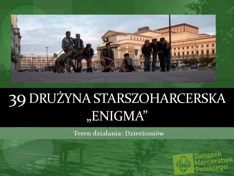 """39 drużyna starszoharcerska """"Enigma"""