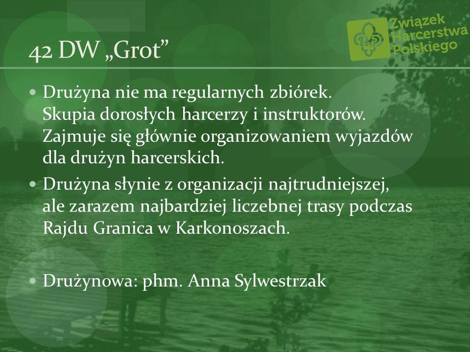 """42 DW """"Grot"""
