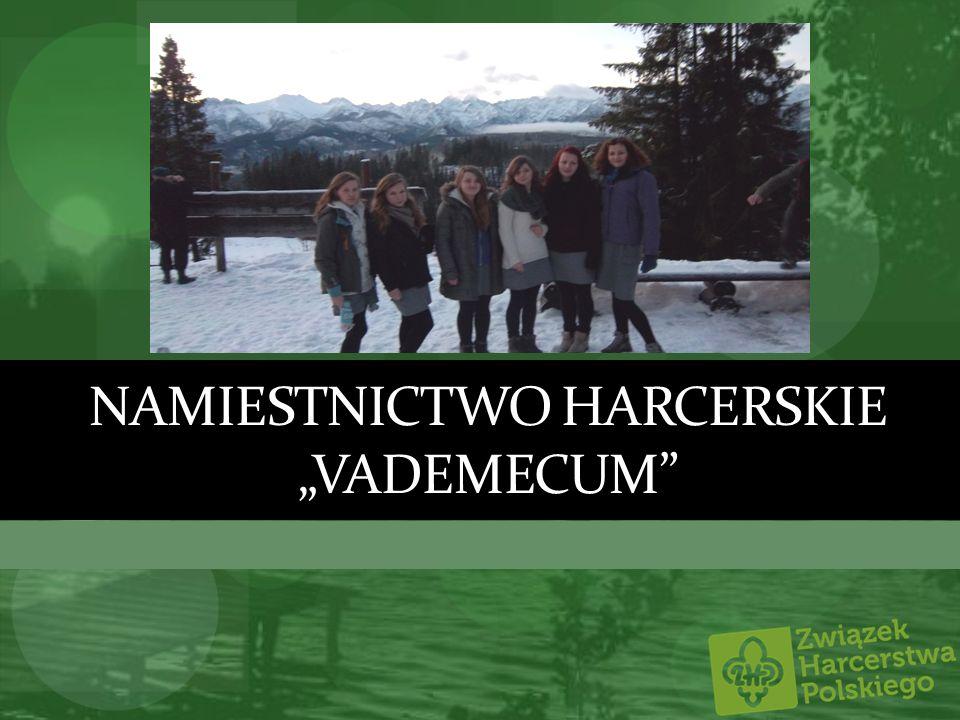 "Namiestnictwo harcerskie ""vademecum"