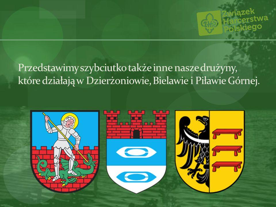 Przedstawimy szybciutko także inne nasze drużyny, które działają w Dzierżoniowie, Bielawie i Piławie Górnej.