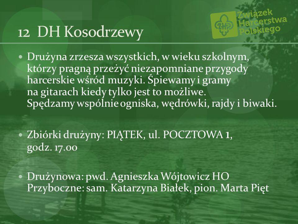 12 DH Kosodrzewy