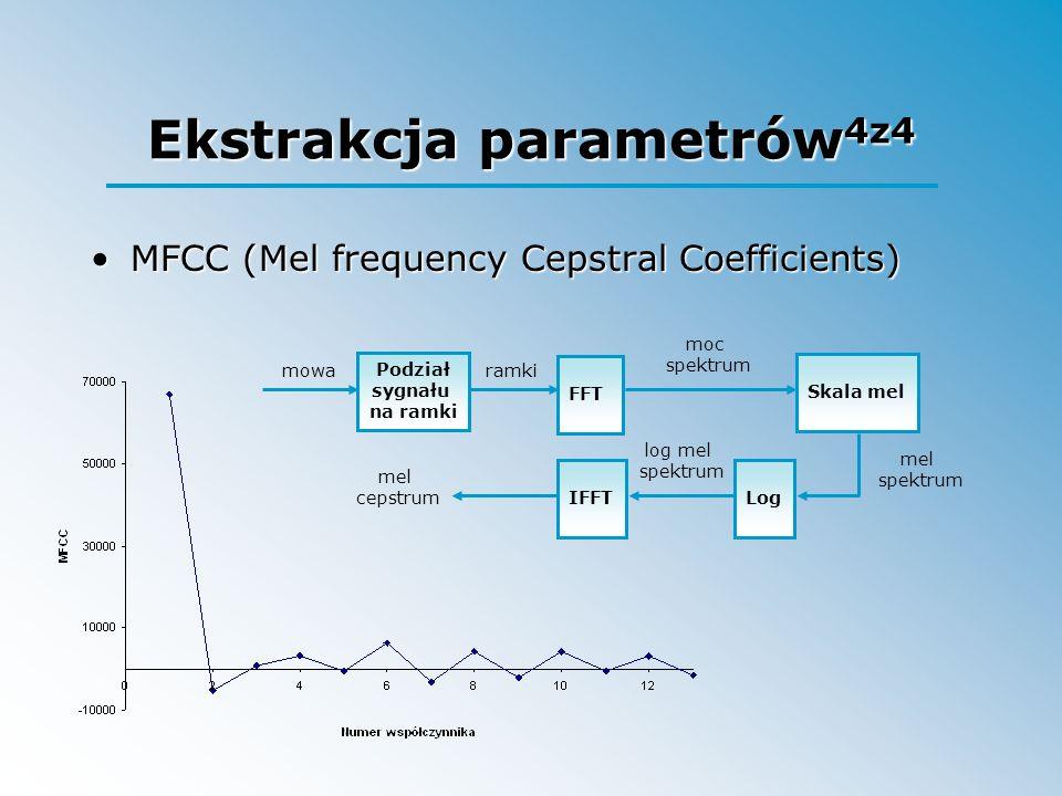 Ekstrakcja parametrów4z4