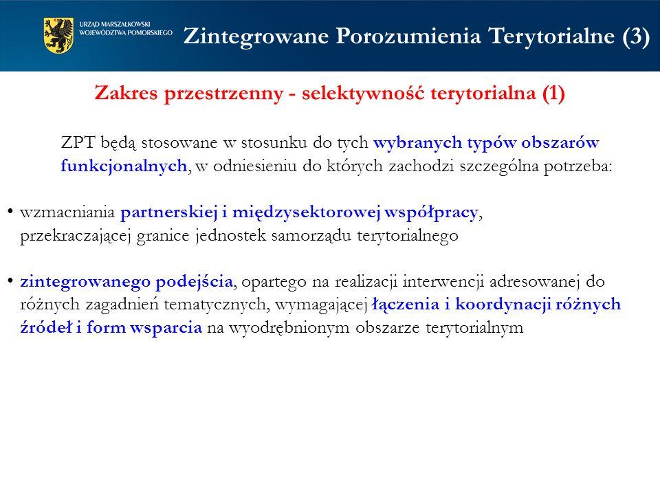 Zintegrowane Porozumienia Terytorialne (3)