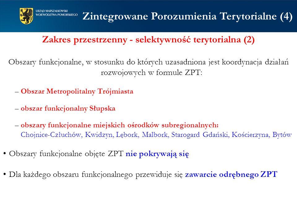 Zintegrowane Porozumienia Terytorialne (4)