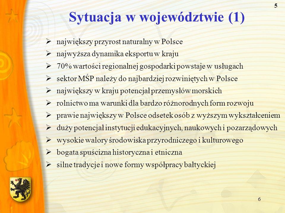 Sytuacja w województwie (1)