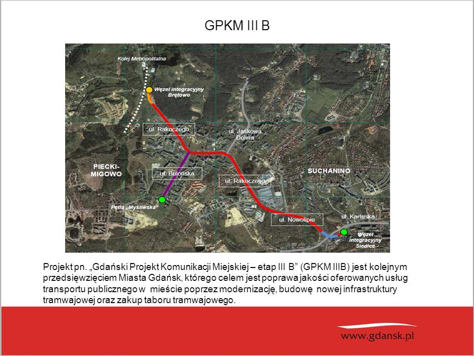 GPKM III B