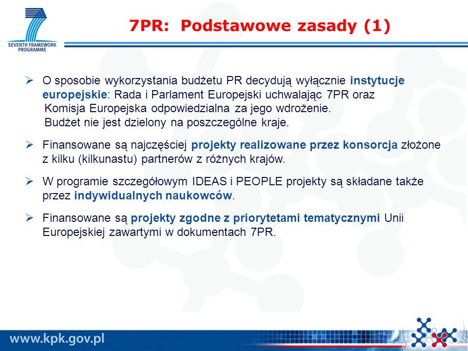 7PR: Podstawowe zasady (1)