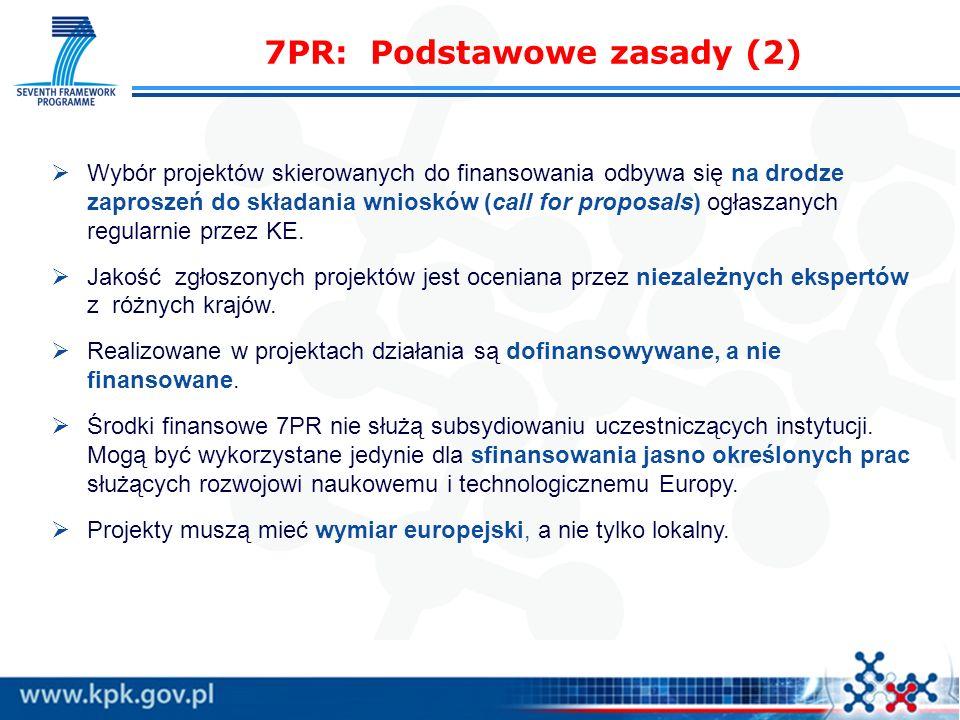 7PR: Podstawowe zasady (2)