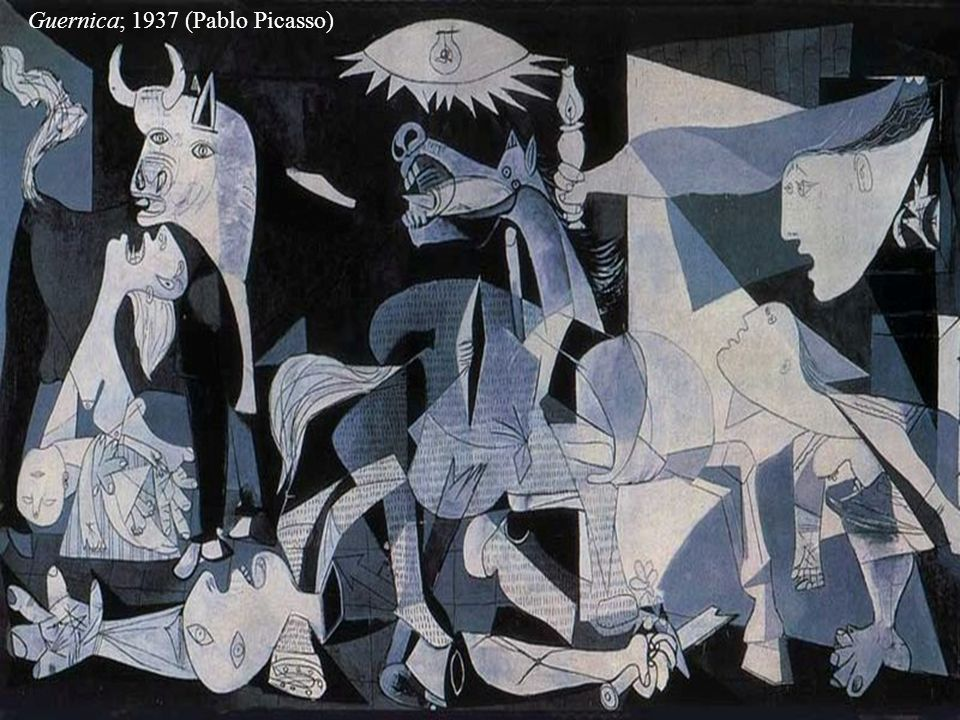 Guernica; 1937 (Pablo Picasso)