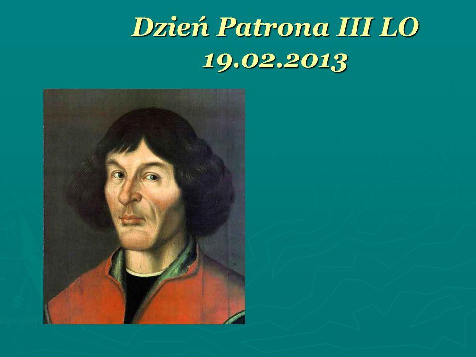Dzień Patrona III LO 19.02.2013