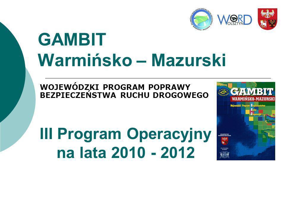 GAMBIT Warmińsko – Mazurski