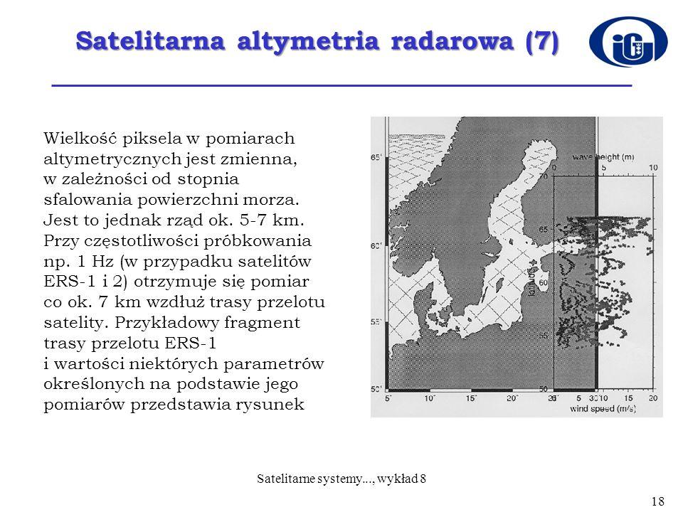 Satelitarna altymetria radarowa (7)