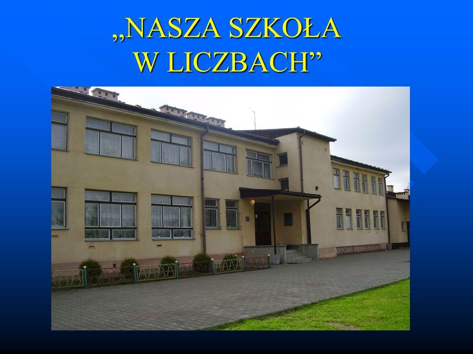 """""""NASZA SZKOŁA W LICZBACH"""