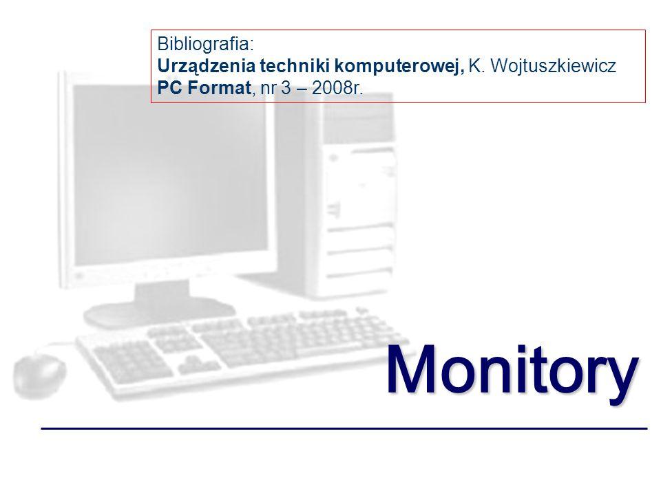 Monitory Bibliografia: