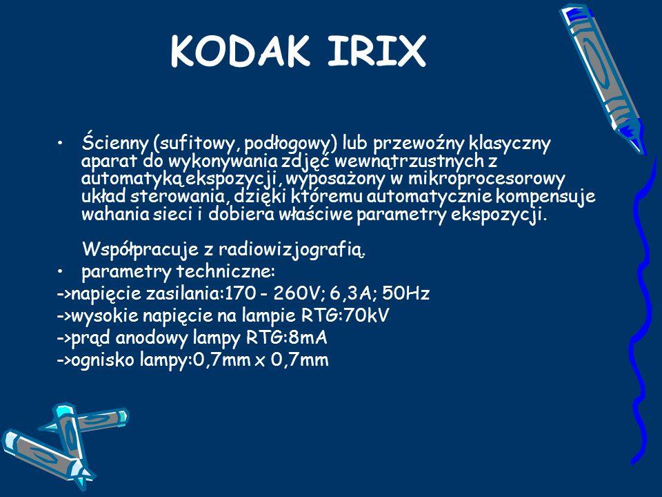 KODAK IRIX