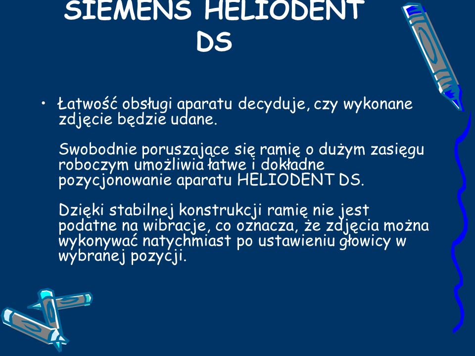 SIEMENS HELIODENT DS