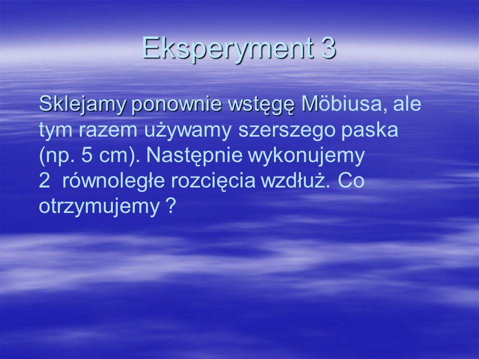 Eksperyment 3