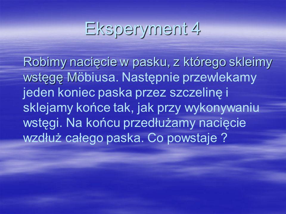 Eksperyment 4