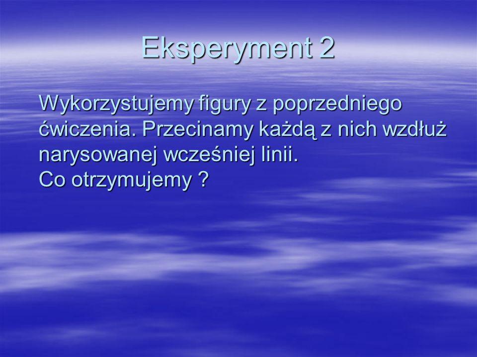 Eksperyment 2
