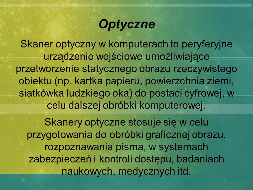 Optyczne