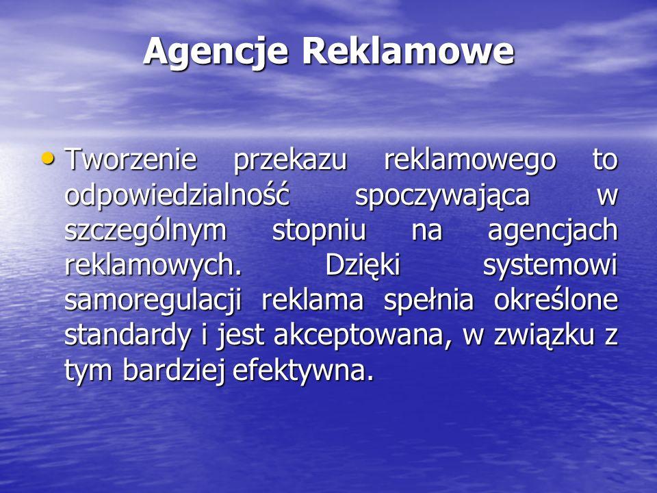 Agencje Reklamowe