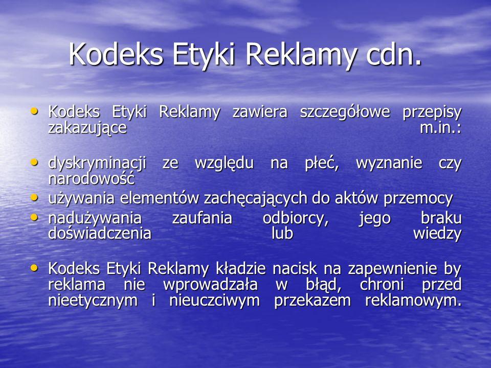 Kodeks Etyki Reklamy cdn.