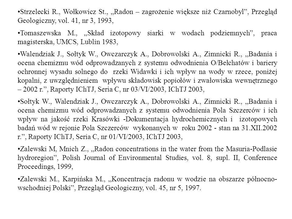 Strzelecki R. , Wołkowicz St