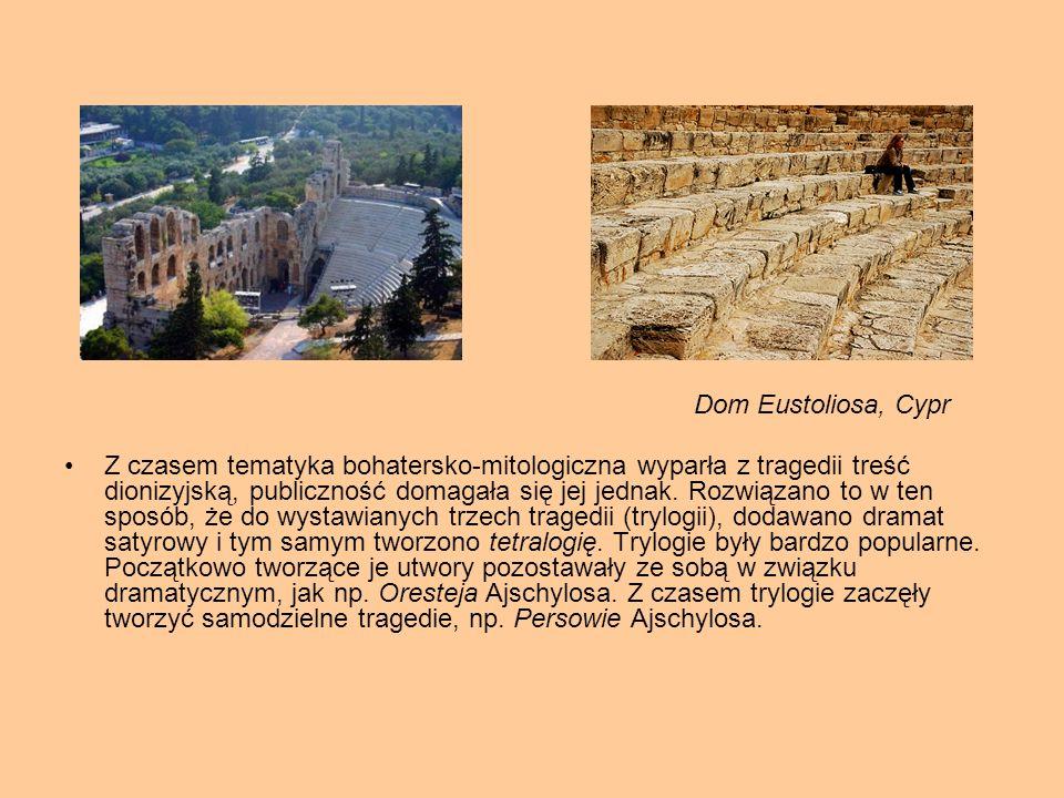 Dom Eustoliosa, Cypr