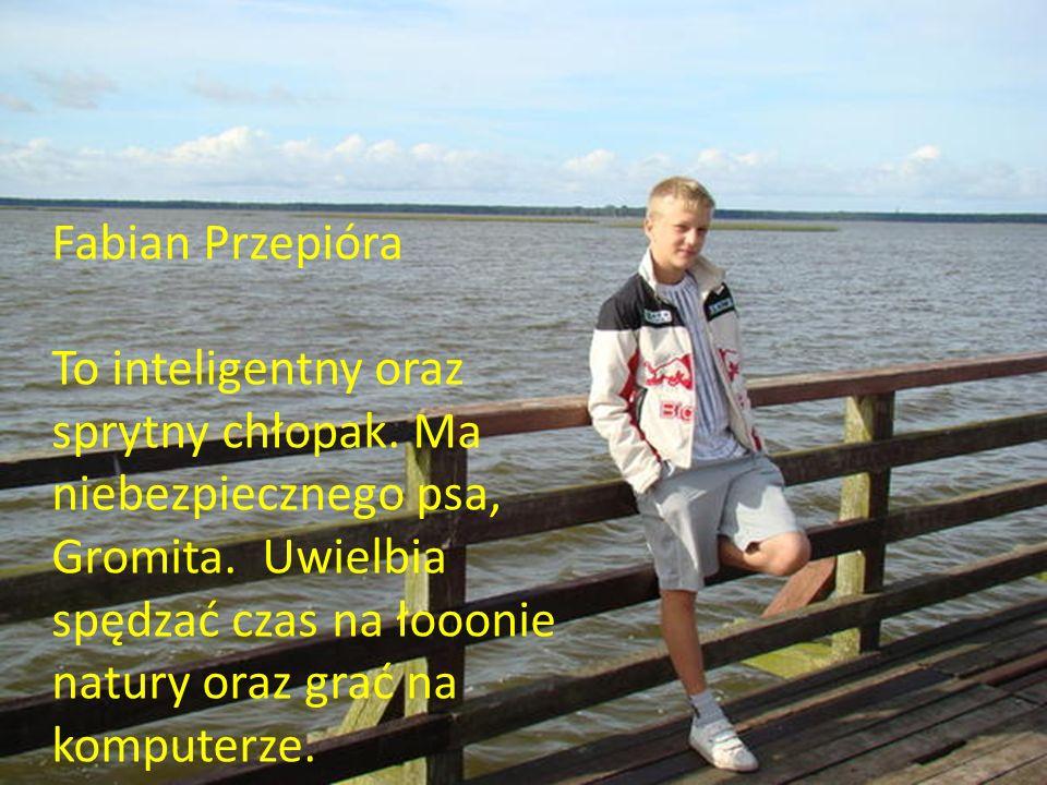 12) Fabian Przepióra Fabian Przepióra