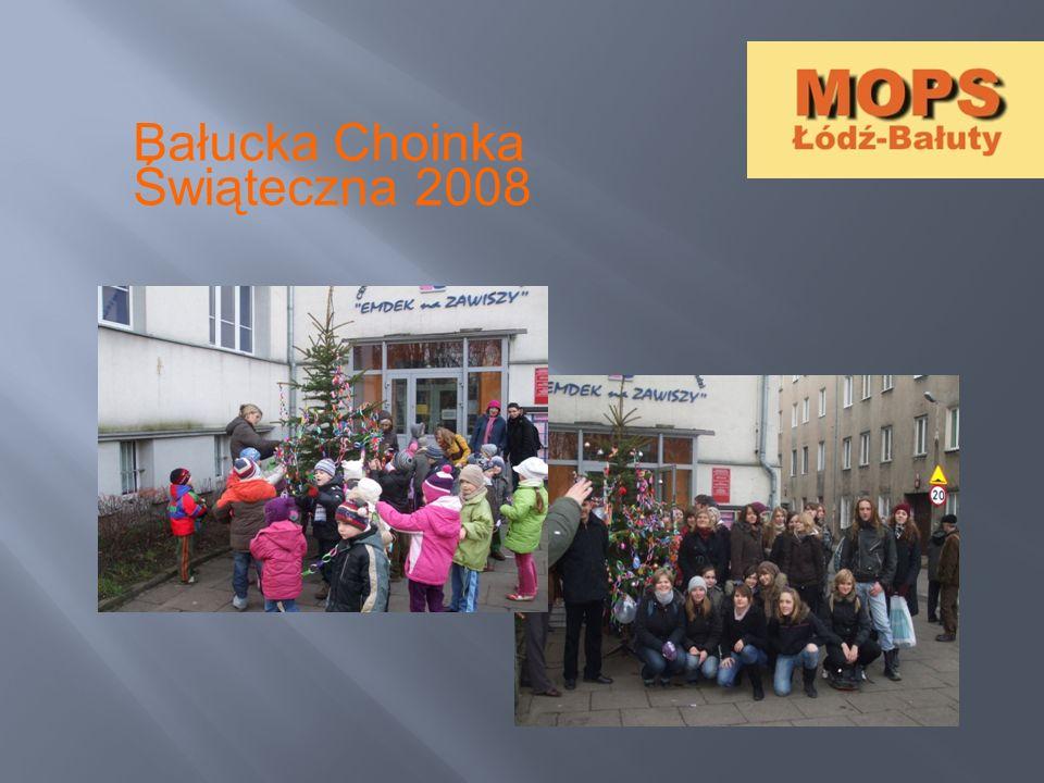 Bałucka Choinka Świąteczna 2008