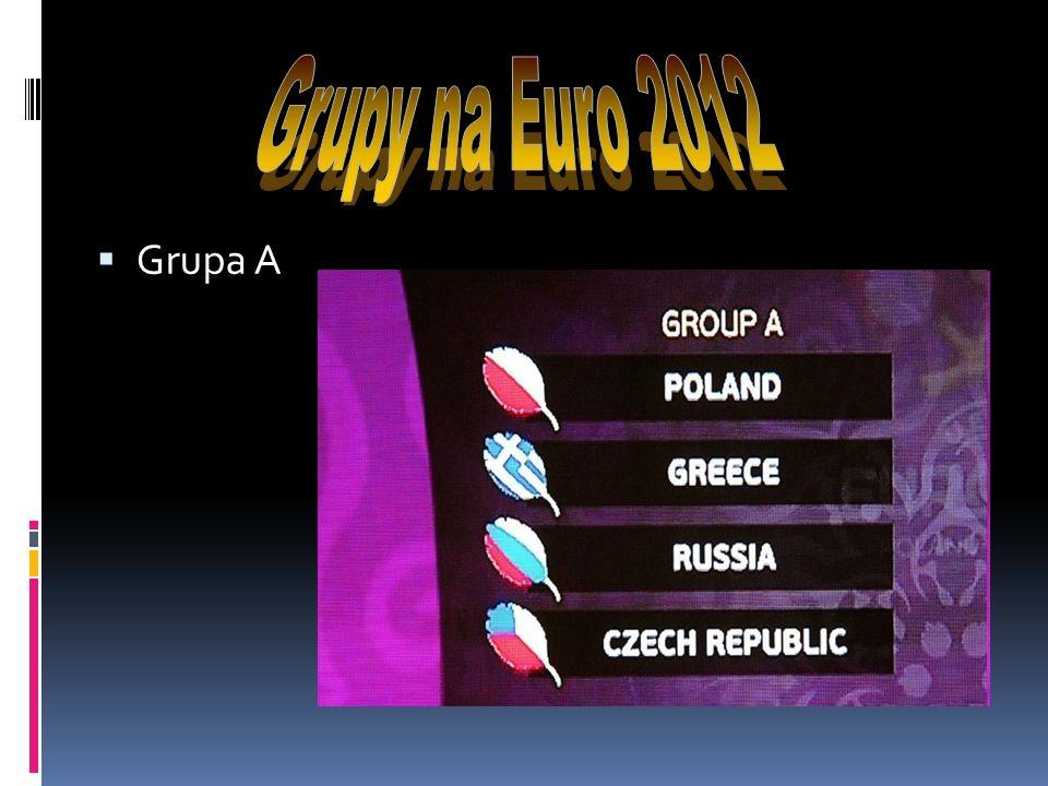 Grupy na Euro 2012 Grupa A