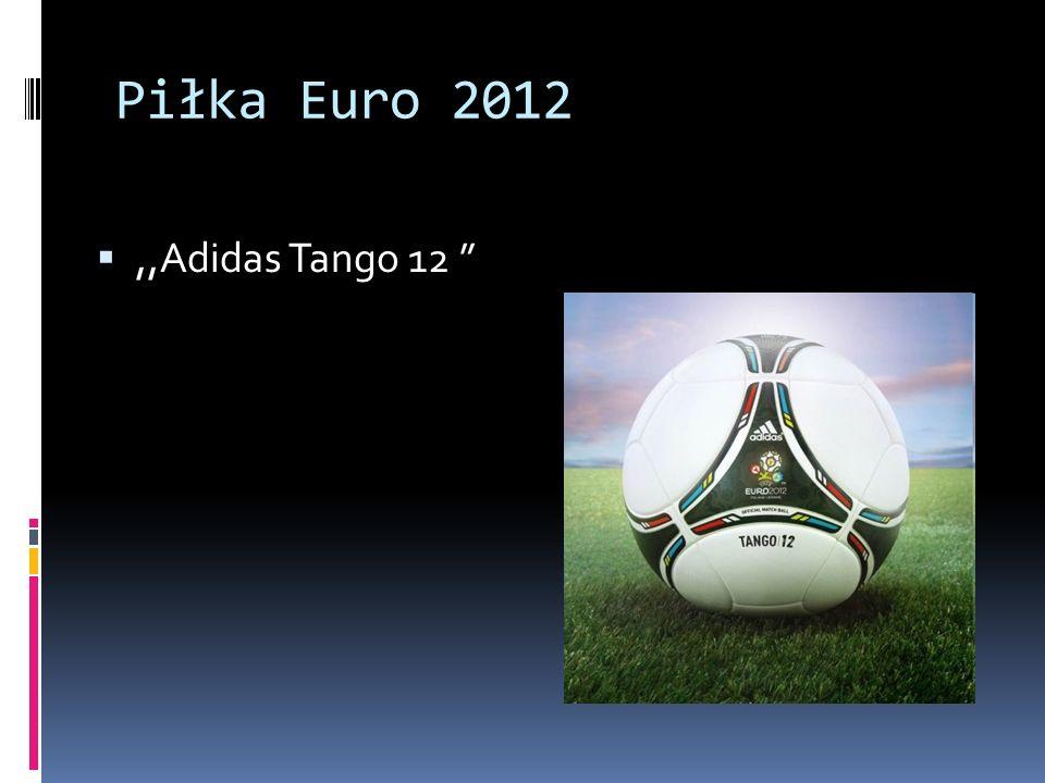 Piłka Euro 2012 ,,Adidas Tango 12