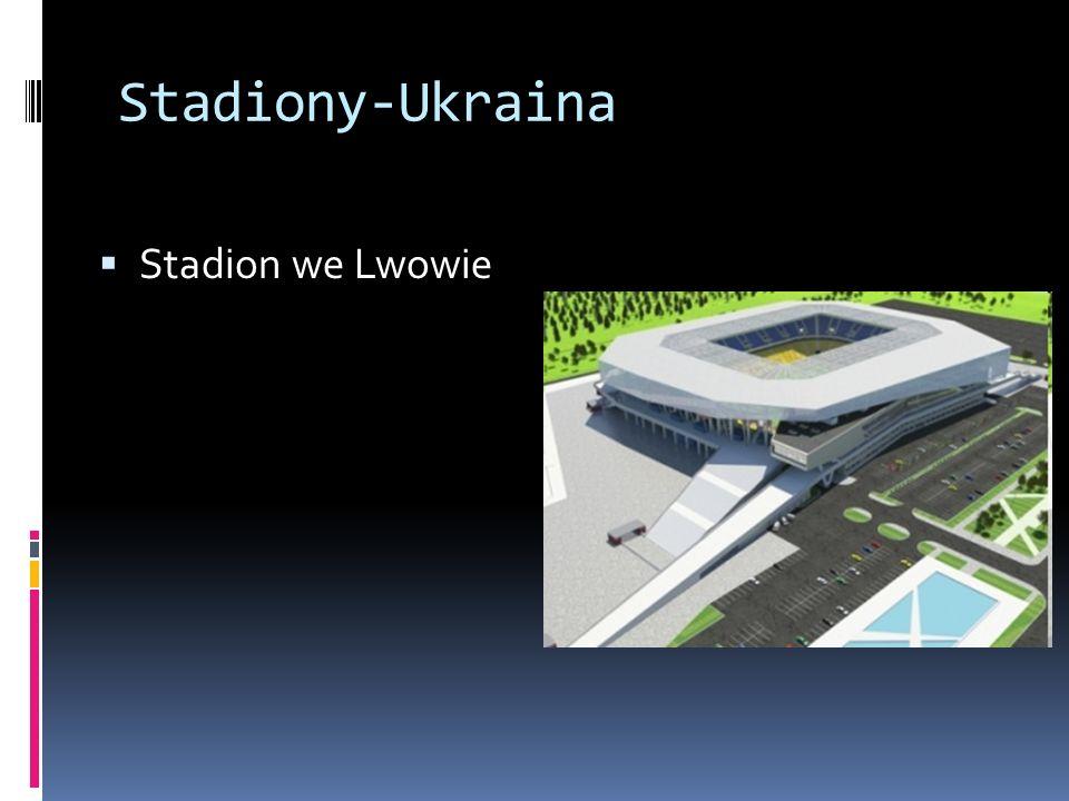 Stadiony-Ukraina Stadion we Lwowie