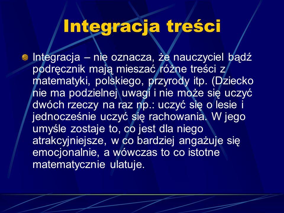 Integracja treści
