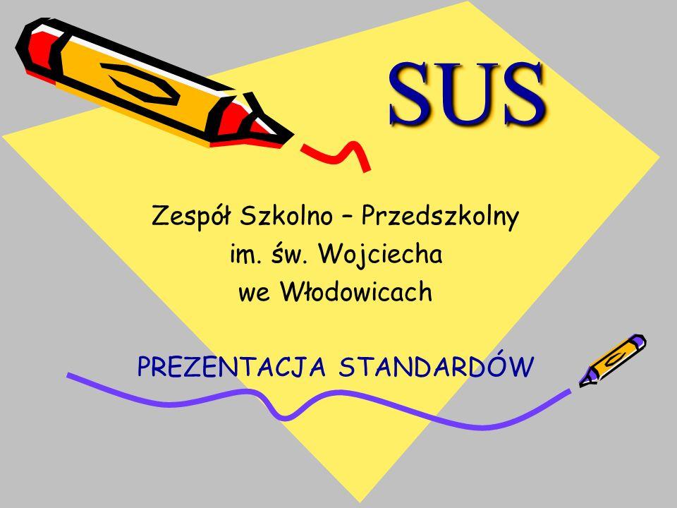 SUS Zespół Szkolno – Przedszkolny im. św. Wojciecha we Włodowicach