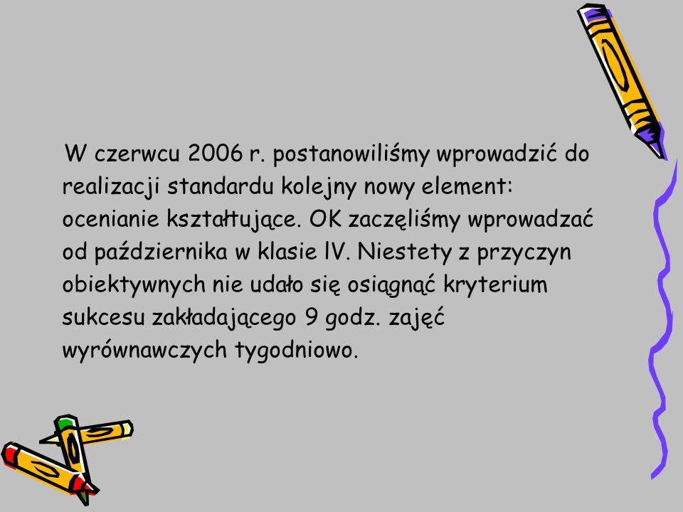 W czerwcu 2006 r.