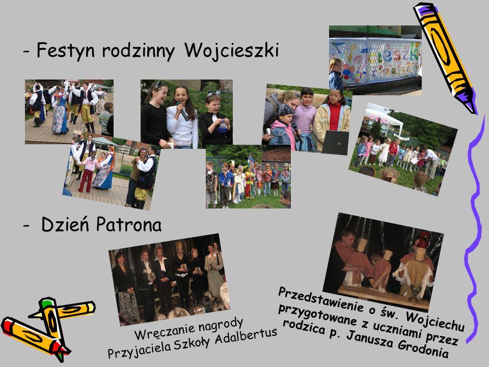 - Festyn rodzinny Wojcieszki