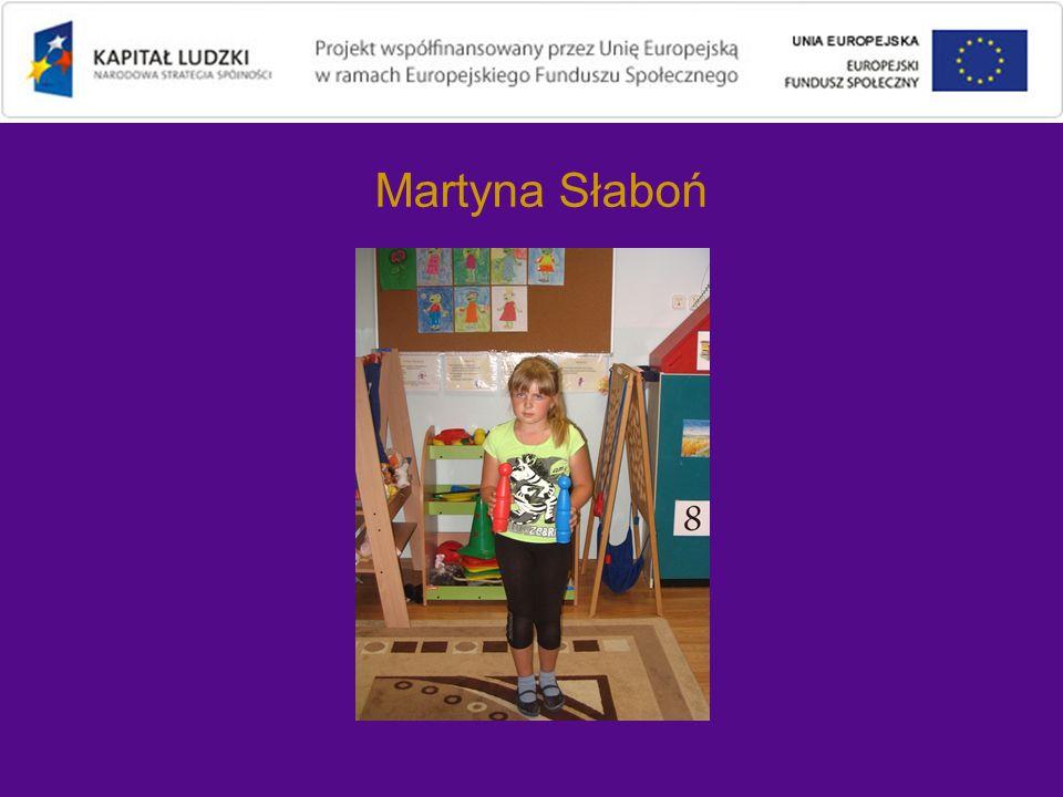 Martyna Słaboń