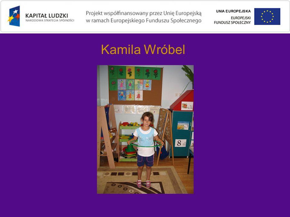 Kamila Wróbel