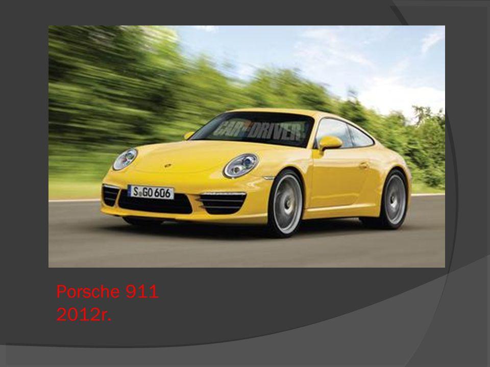 Porsche 911 2012r.