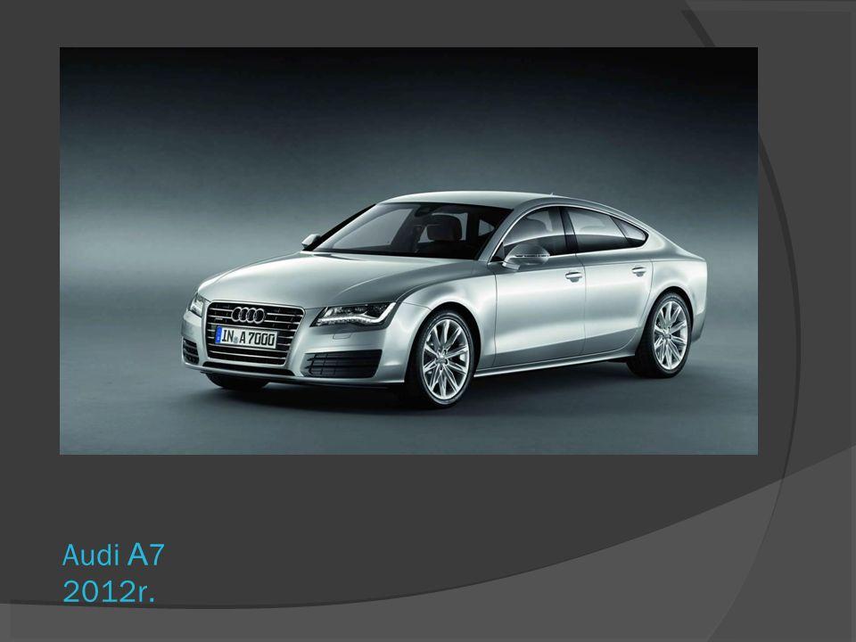 Audi A7 2012r.