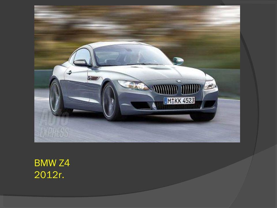 BMW Z4 2012r.