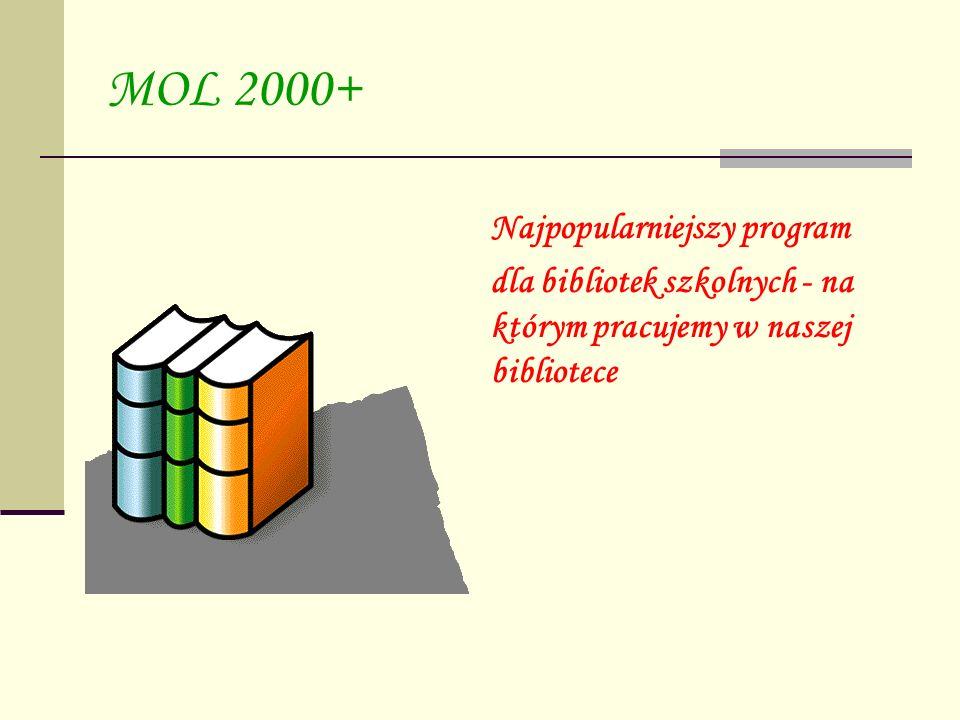 MOL 2000+ Najpopularniejszy program