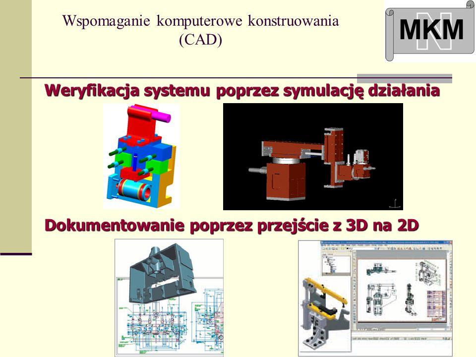 Wspomaganie komputerowe konstruowania (CAD)