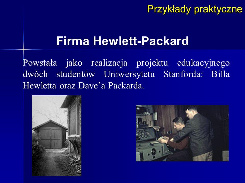 Firma Hewlett-Packard