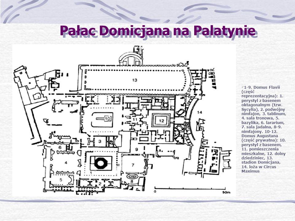 Pałac Domicjana na Palatynie