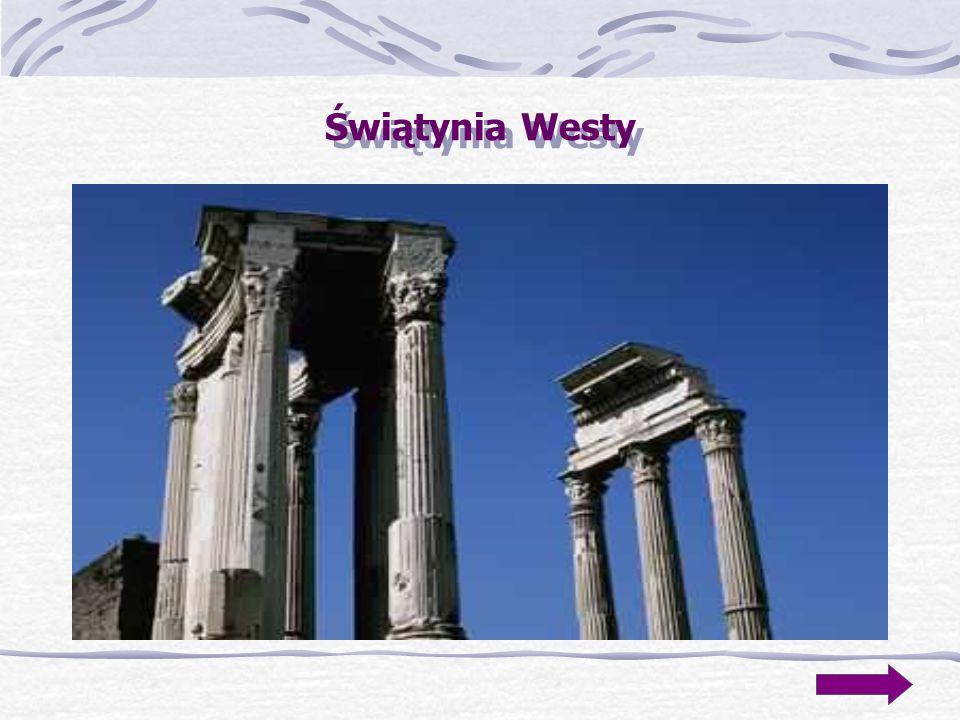 Świątynia Westy